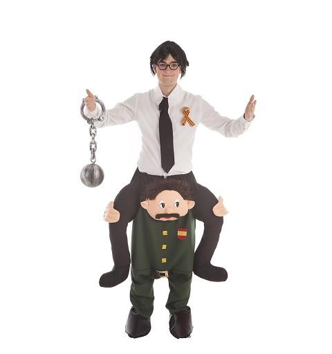 Disfraz A Hombros Guardia Civil y Ex-Presi Adulto