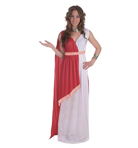 Disfraz Romana Luxus Adulto...
