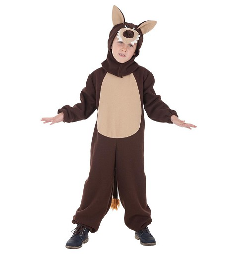 Disfraz de Lobo Infantil...