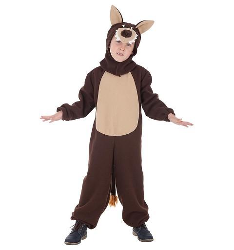 Disfraz de Lobo Infantil