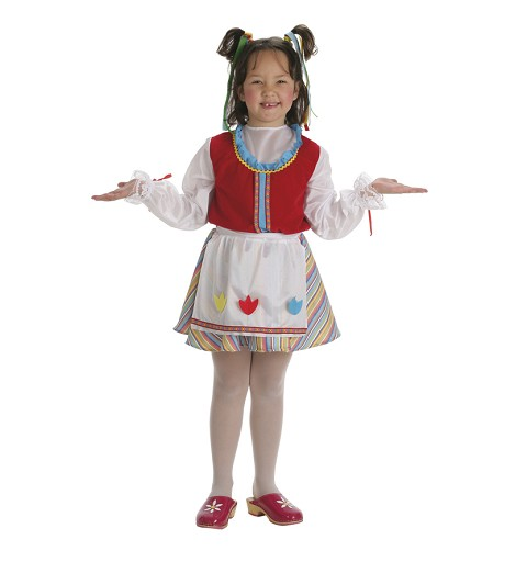 Disfraz Holandesa Infantil...