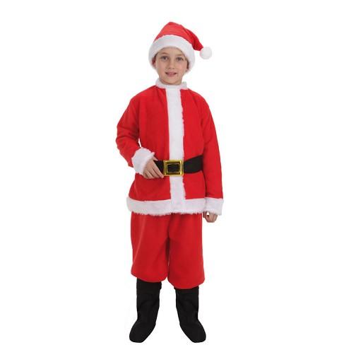 Disfraz de Papá Noel Infantil