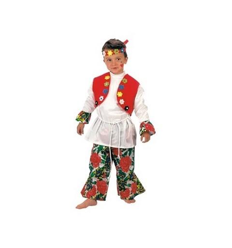 Disfraz de Hippy Infantil