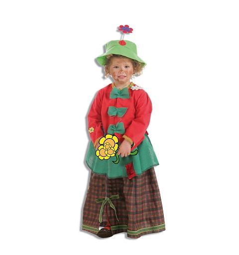Disfraz Mendiga Infantil