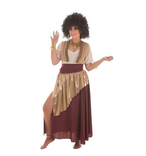 Disfraz Bailarina Mora Mujer