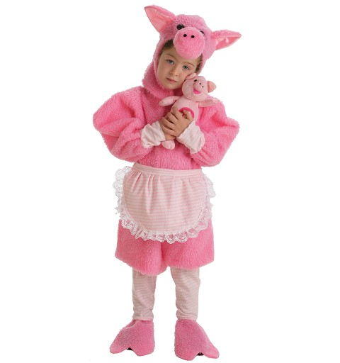 Disfraz Cerdita Infantil