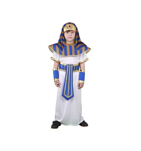 Disfraz Faraon Infantil Niño