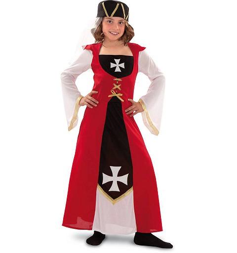 Disfraz Marquesa Medieval...
