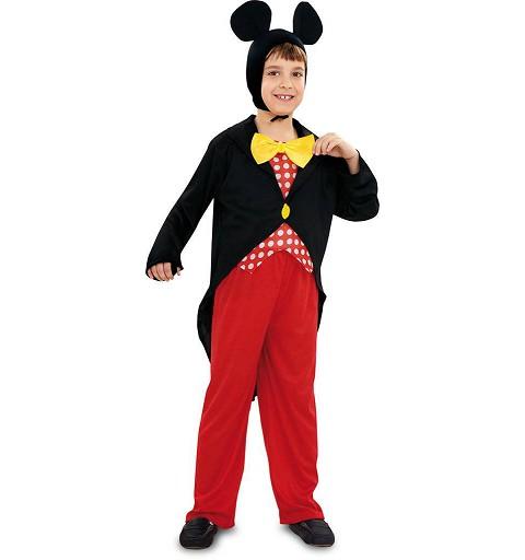 Disfraz de Ratón con Frac...