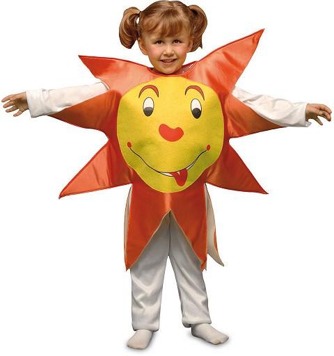 Disfraz de Sol Infantil