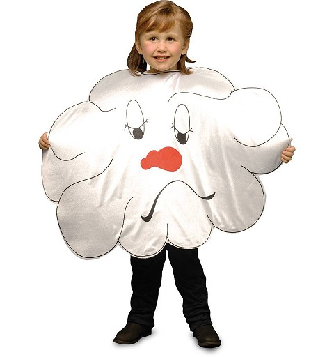 Disfraz Nube Infantil