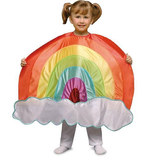 Disfraz de Arco Iris Y Nube...