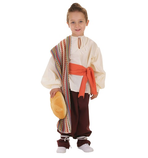 Disfraz Panadero Infantil