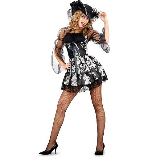 Disfraz de Lady Pirata para...