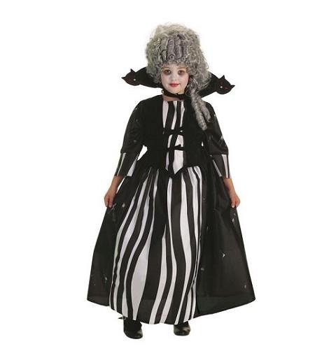 Disfraz Doña Cadaverica Infantil
