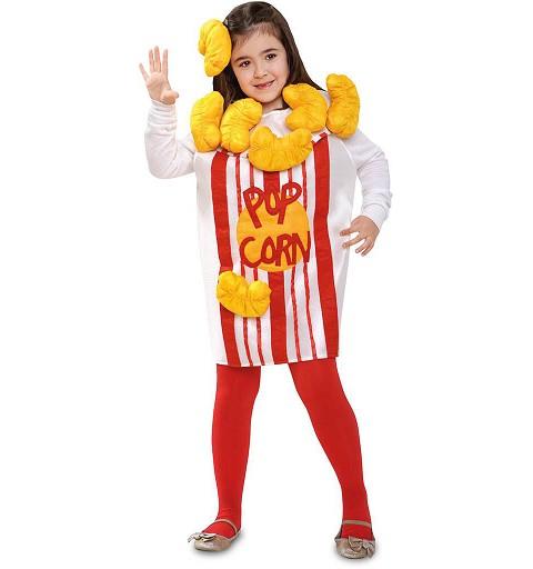 Disfraz de Pop Corn Infantil