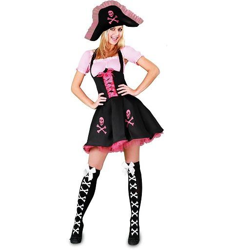 Disfraz de Pirata Divertida...