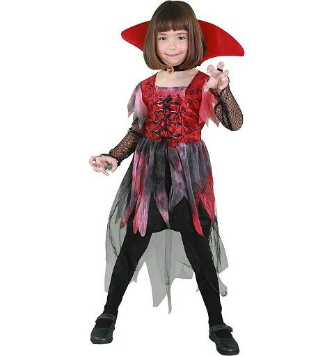Disfraz de Vampiresa Gotica...