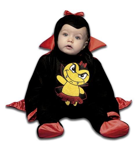 Disfraz Vampiro Simpático Bebe