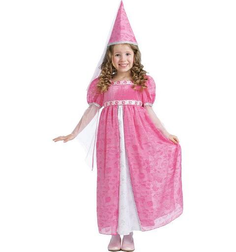 Disfraz de Pequeña Princesa...