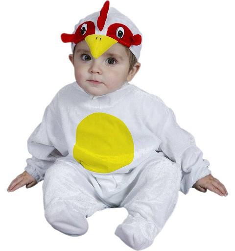Disfraz Gallo Bebe