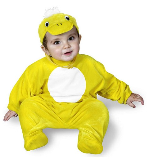 Disfraz de Pato para Bebé