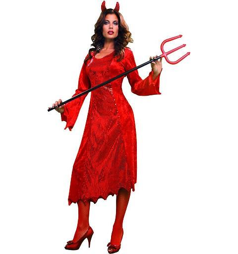 Disfraz de Diablesa Traje...