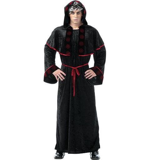 Disfraz Sacerdote Maligno Adulto