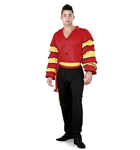 Disfraz Bailaor Flamenco...