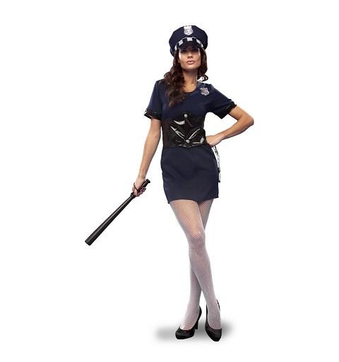 Disfraz Policia Municipal...