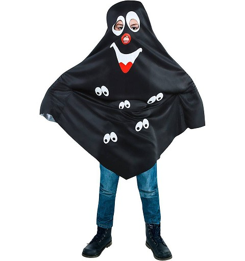 Disfraz de Fantasma Negro...