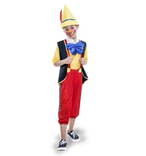 Disfraz de Niño De Madera...