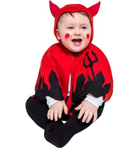 Disfraz Pequeño Demonio Bebe