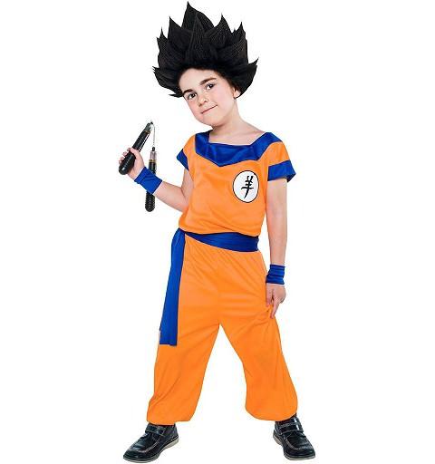 Disfraz Guerrero Samurai Infantil