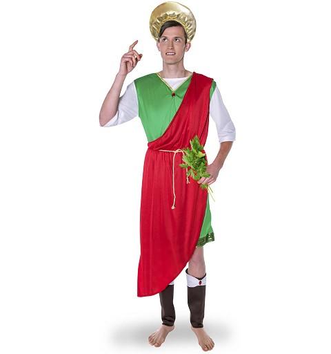 Disfraz de San Patricio...