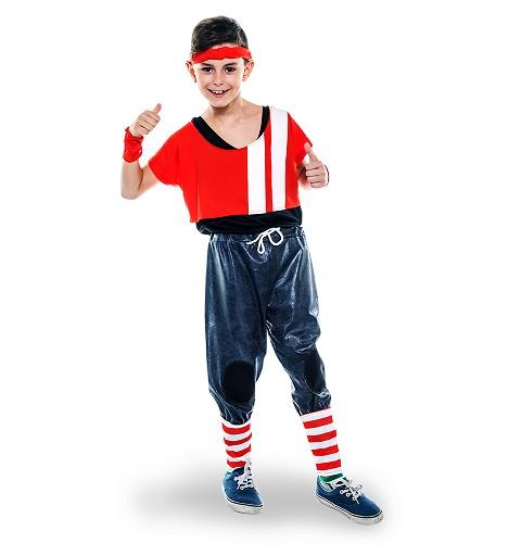 Disfraz Stardance Rojo...