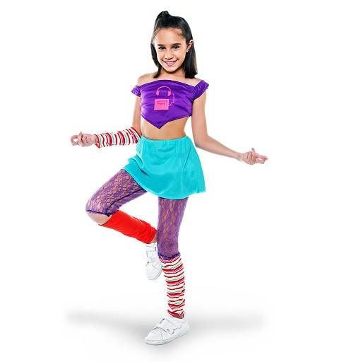 Disfraz Stardance Lila...
