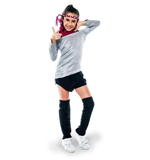 Disfraz Stardance Rosa...