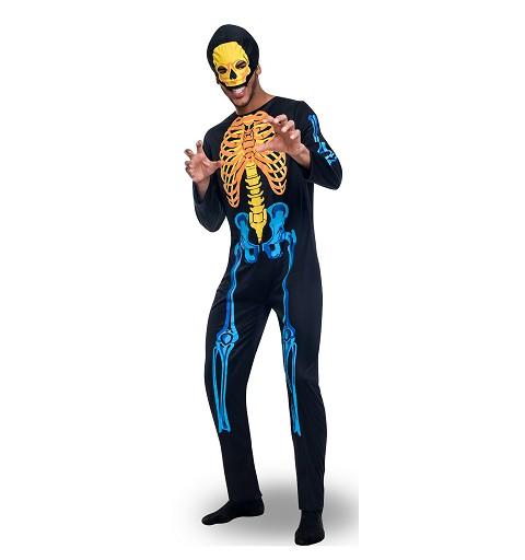 Disfraz Esqueleto De...