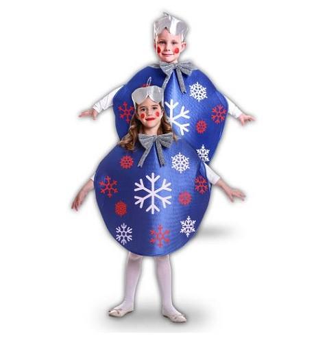 Disfraz Bola De Navidad...