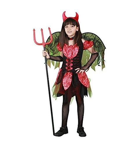 Disfraz de Diablilla Roja...