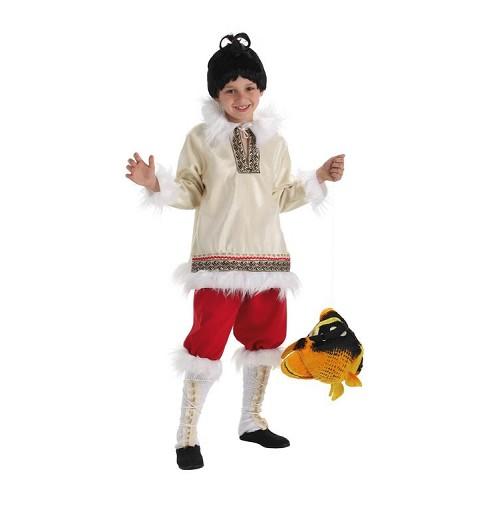 Disfraz Esquimal Niño Infantil