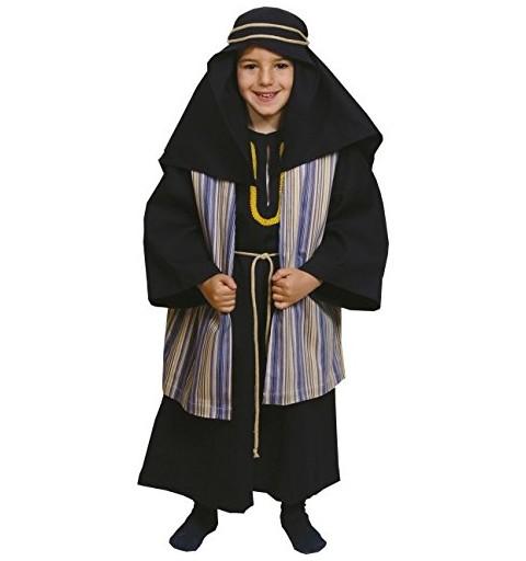 Disfraz Hebreo Negro Y...
