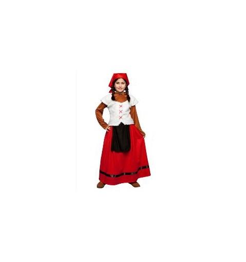 Disfraz de Pastora Chaleco...