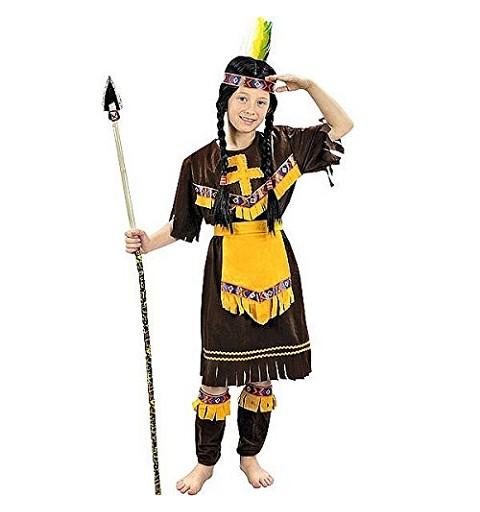 Disfraz de India Pluma para...