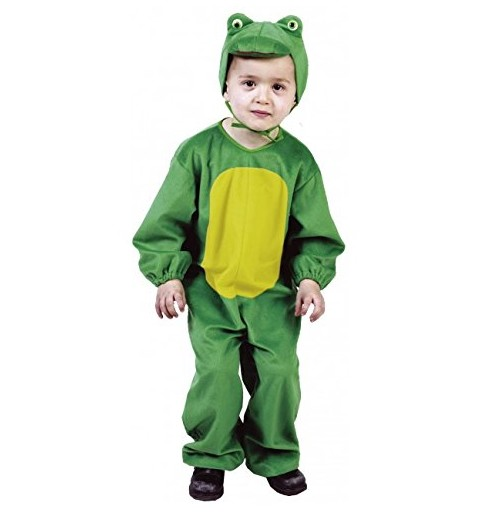 Disfraz de Rana Infantil