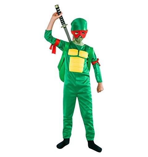 Disfraz de Reptil Ninja...