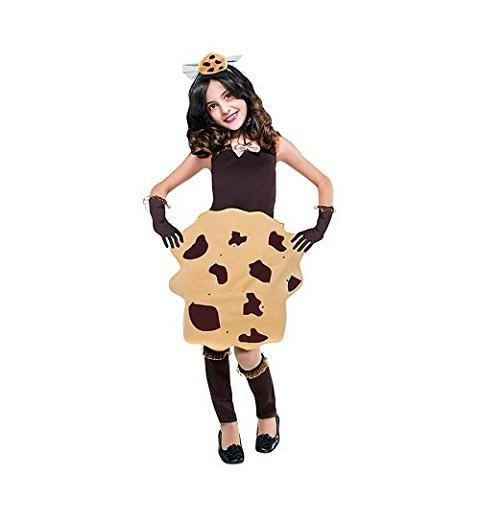 Disfraz de Cookie para Niña