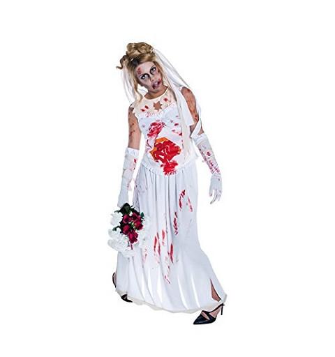 Disfraz de Novia Zombie...