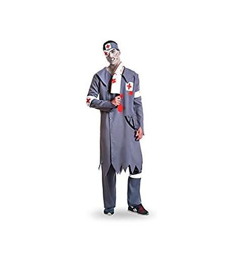 Disfraz Enfermero Asesino Adulto